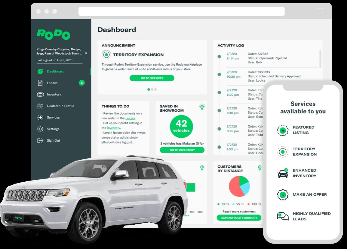 dealer dashboard