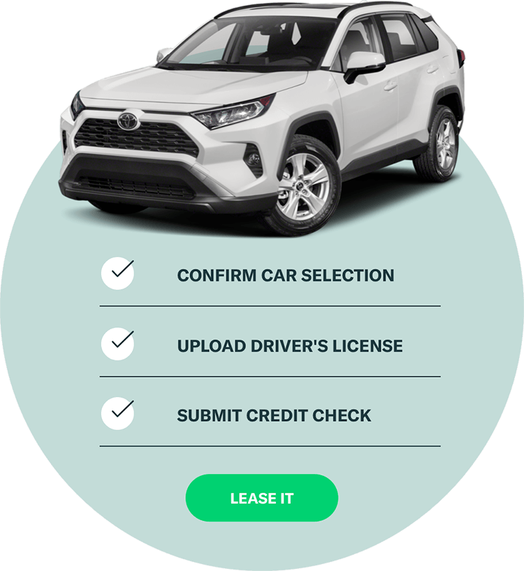 We make the ordering experience quick, easy, and secure. Our team of leasing experts is here to help along the way.