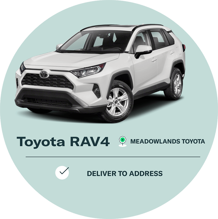Get your car delivered the same day. Drive it around the block to make sure everything is as you expected.